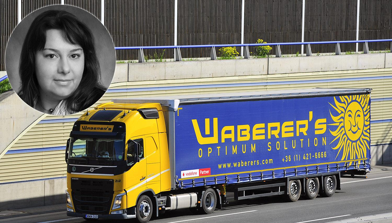 Kako pri avtoprevozniški družbi Waberer uvajajo nov informacijski...