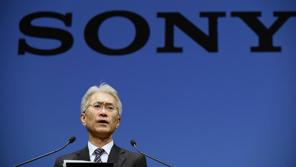 Sony: novi šef spreminja poslovni model družbe