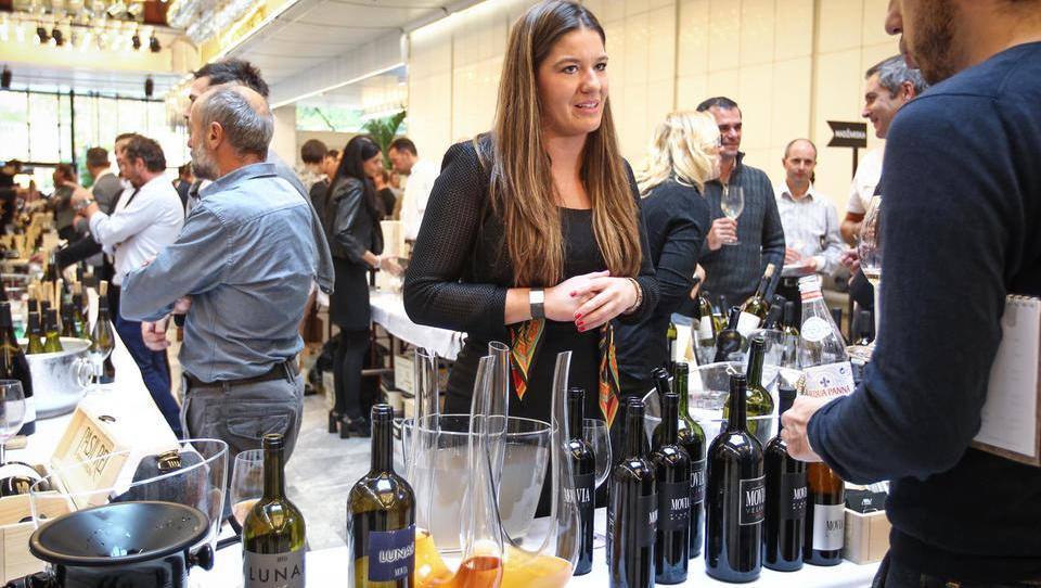 Na festivalu Top Vino prestižna svetovna vina