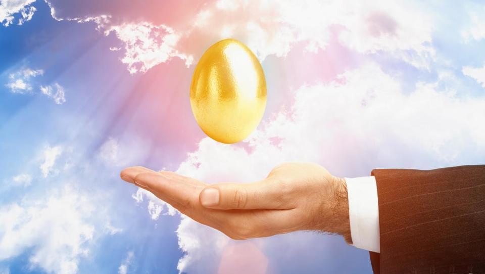 Kje so zlata jajca borznih milijarderjev