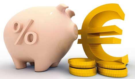 Ugodnejših obresti na depozite ne gre pričakovati