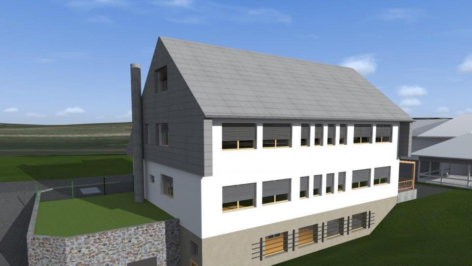 Jelovica postavila novo energijsko varčno šolo v Vrhpolju