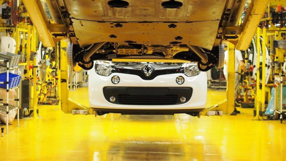 Kje se je novomeškemu twingu zalomilo na sicer rastočem trgu majhnih avtov