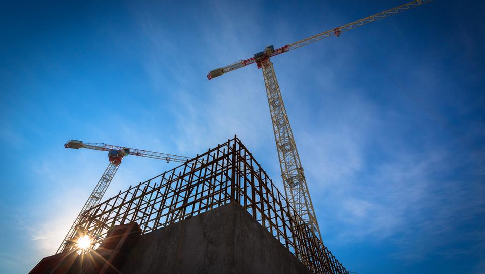 Maja vrednost gradbenih del za petino nižja kot pred enim letom