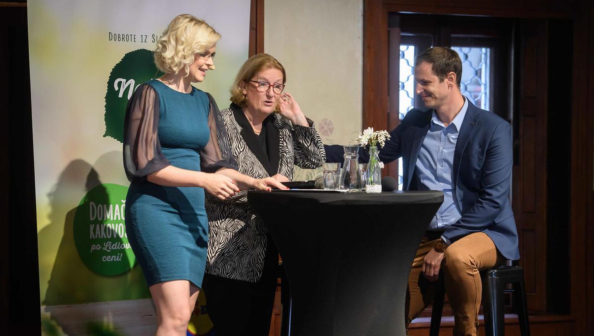 Mira Šemić priporoča Lidlova vina