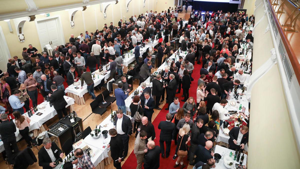 Slovenski festival vin letos v Cankarjevem domu