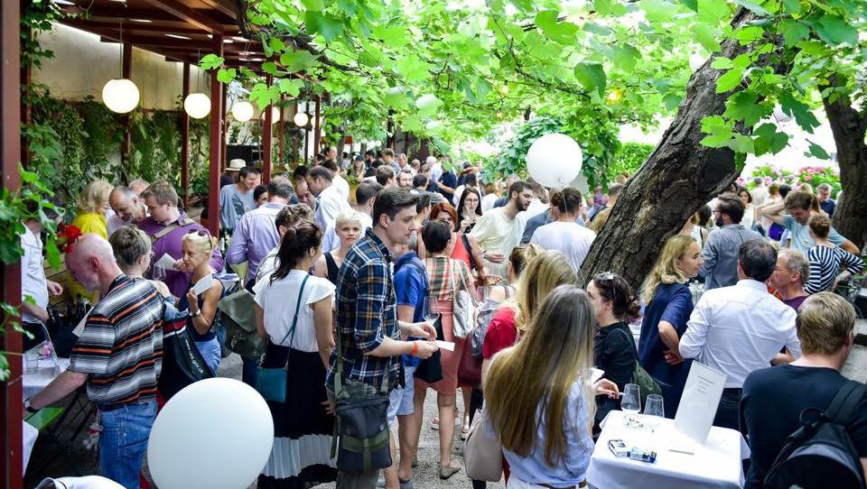 Dunaj: Minuli konec tedna sta potekala festival B.O.U.M in Return to Terroir