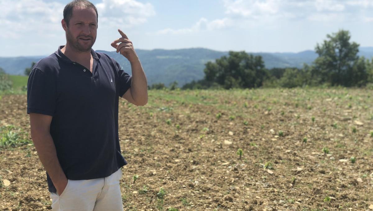 Pri ekologih in biodinamikih: Dimitri Brečević (Piquentum)